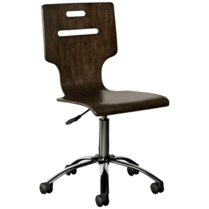CHELSEA SQUARE - DESK CHAIR - RAISIN