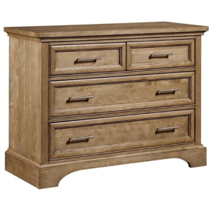 CHELSEA SQUARE - SINGLE DRESSER - FRENCH TOAST