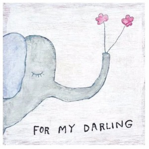 Smiling Hill - For My Darling Wall Art