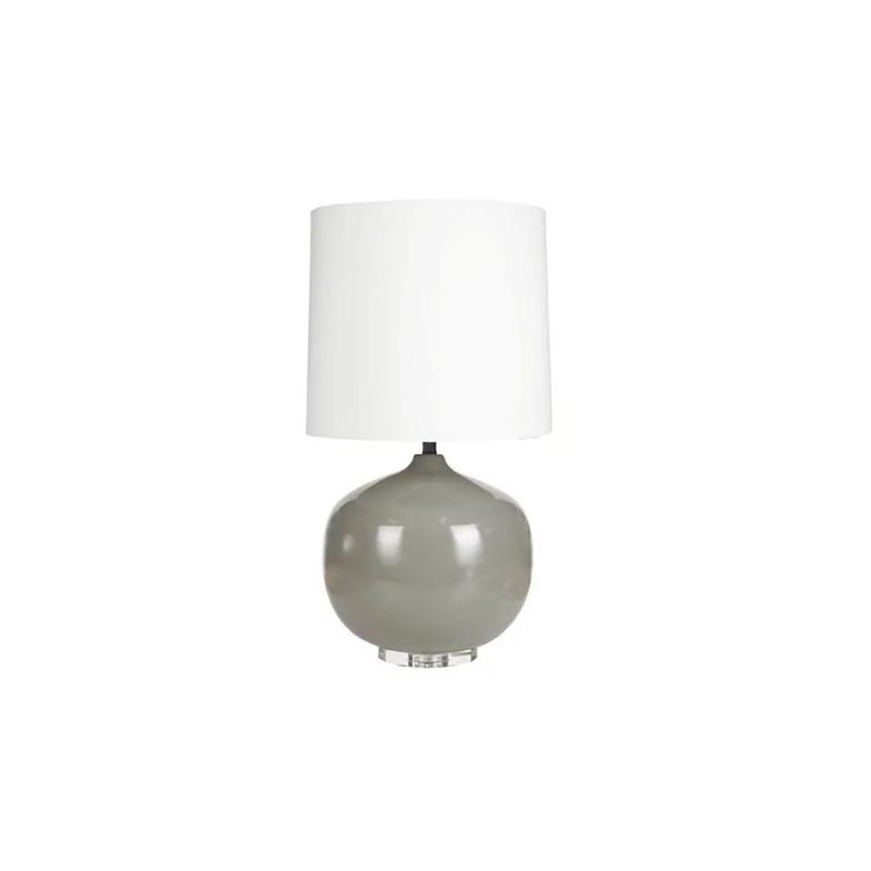 Chelsea Square - Big Ceramic Table Lamp