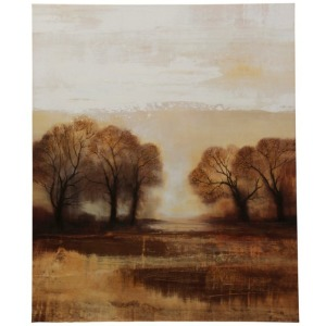 Insight Landscape Stretched Canvas