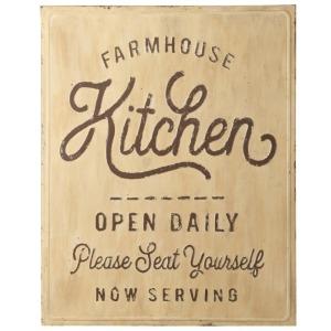 The Kitchen Farmhouse Design Metal Wall Panel