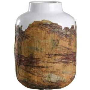 Canyon Rustic Textured Ceramic Vase