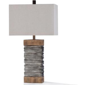 Darley Slate Table Lamp