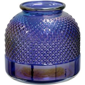 Diamond Stud Violet Pearl Vase