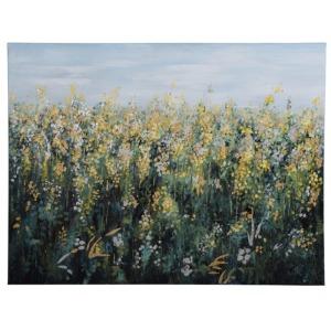 Flowers Field Art