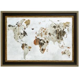 Cowhide Map