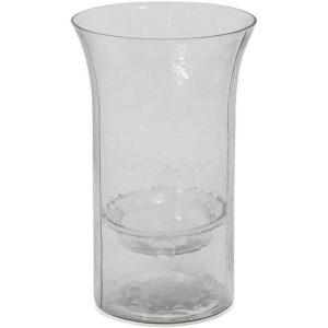 Clear Candle Pillar - Medium