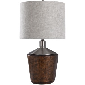 Winthrop 32in Cast and Metal Table Lamp