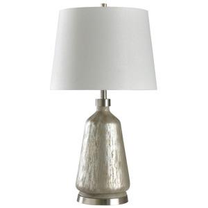 Carmel Silver Table Lamp
