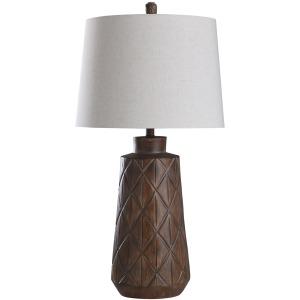 Roanoke 34in Cast Body Table Lamp