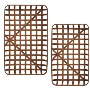 Bamboo Trays - Set of 2