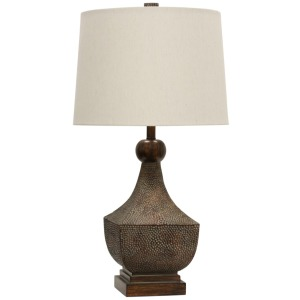 Berkshire | Transitional Resin Base Table Lamp