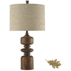 Cotoon Wood | Mossy Oak Branded Table Lamp