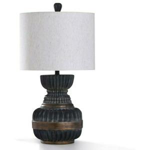 Malta Black Table Lamp