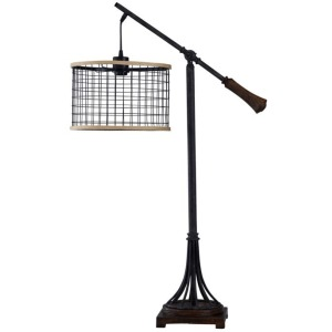 Industrial Steam Punk Inspired Table Lamp