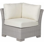 Club Woven Corner Sectional L/R Facing