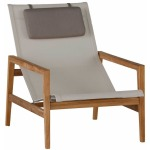 Coast Teak Easy Chair