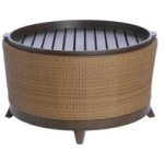 Detron Coffee table with Removable Tray