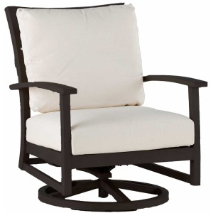Charleston Swivel Rocking Lounge Chair