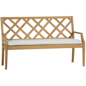 "Haley 60"" Bench - Natural Teak"