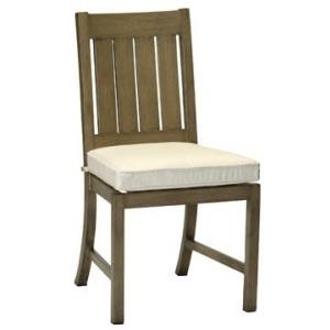 Croquet Aluminum Side Chair