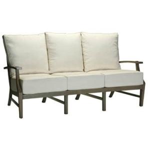 Croquet Aluminum Sofa