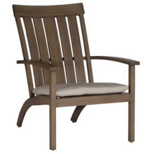 CLUB ALUMINUM ADIRONDACK CHAIR