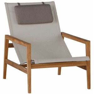 Coast Teak Easy Chair
