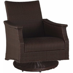 Bentley Swivel Rocking Lounge Chair