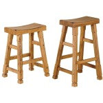 1721RO Sedona Saddle Seat Stool