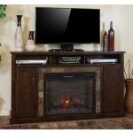 Santa Fe Fireplace TV Console