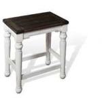 "24""H Bourbon County Stool w/ Wood Sea"