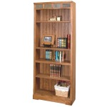 Sedona Open Bookcase