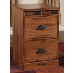 Sedona 2 Drawer File Cabinet