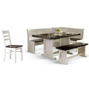 Carriage House 5 PC Breakfast Nook Set