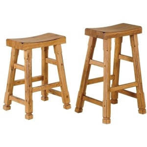 Sedona Saddle Seat Stool
