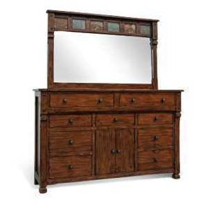 Santa Fe Dresser & Mirror