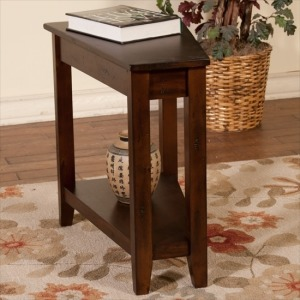 Santa Fe Chair Side Table, RTA