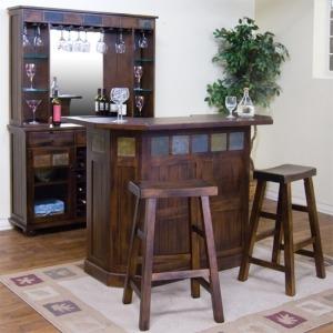 Santa Fe Bar,2pc/set