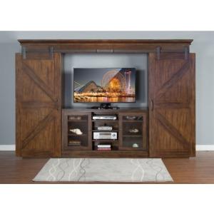 Sanat Fe TV Console