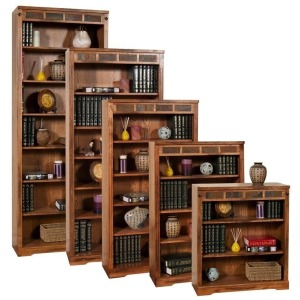 "Sedona Bookcase - 84"""