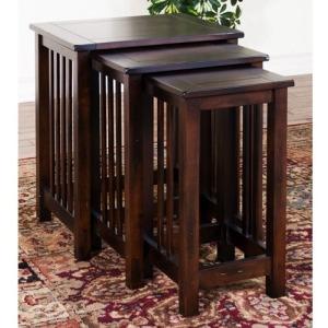 Santa Fe Nesting Tables