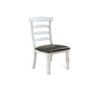 Carriage House Ladderback Chair Cushion Seat