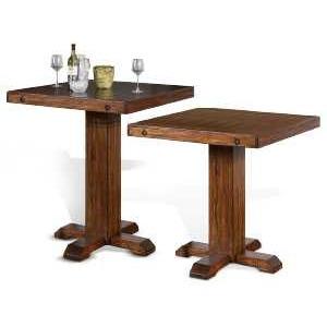 Tuscany Pub Table w/ Adjustable Height