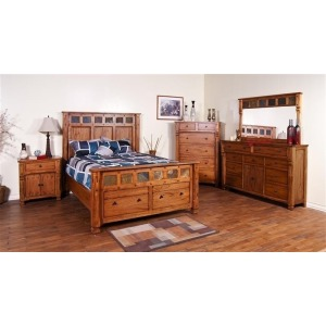 Sedona Eastern Bedroom Set