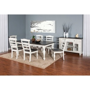 Carriage House 7 PC Dining Set