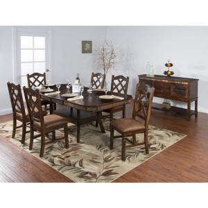 Santa Fe 7PC Dining Set