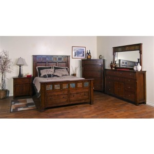 Santa Fe Eastern Bedroom Set