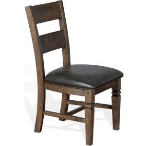 Homestead Ladderback Chair w/ Cushion Seat